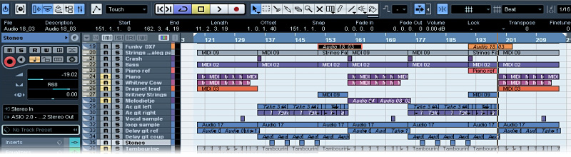 Cubase perfect pair top